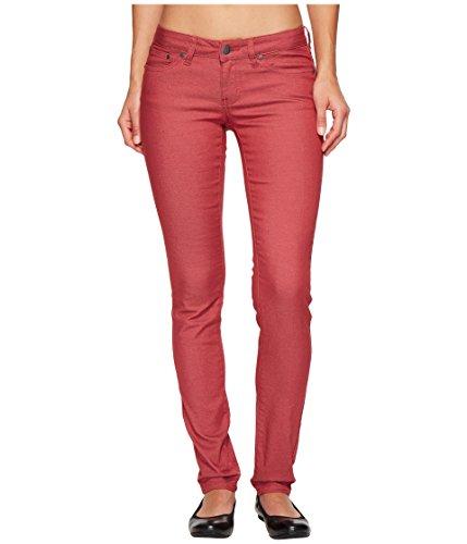 prAna Kara Jean Pants, Crushed Cran, Size ()