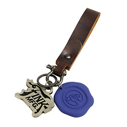 Mfg Metal - BioShock Infinite Shock Jockey Vigor Keychain