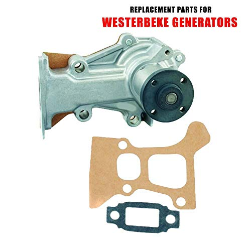 - AISIN WESTERBEKE Generator Water Pump REPLACMENT Models 4.8, 7.0, 9.0