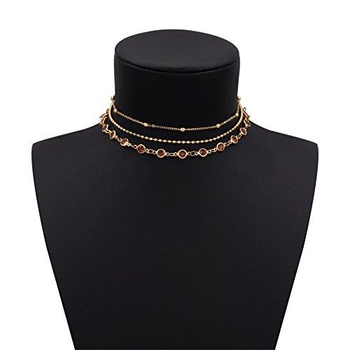 Zealmer Stunning Adjustable Lariat Necklace