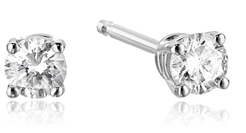 Diamond Earrings 5cttw Color Clarity