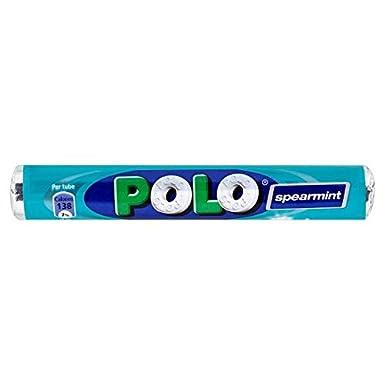 Polo Spearmint Roll 34g (Pack of 10): Amazon.es: Alimentación y ...