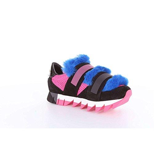 Dolce & Gabbana Dolce & Gabbana Sneakers Ck0084ad835 Kvinder Sort Og Lyserød twzb9