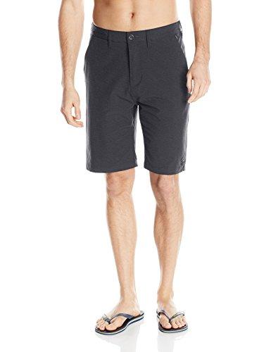Billabong Men's Classic Hybrid Short, Asphalt, 33 ()