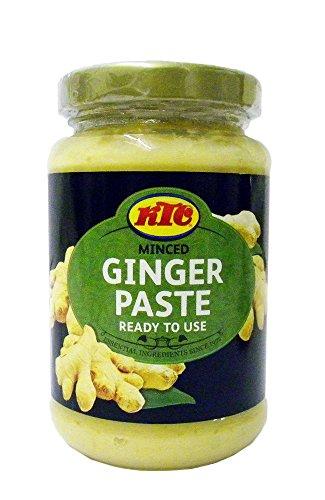 KTC - Minced Ginger Paste (210g)