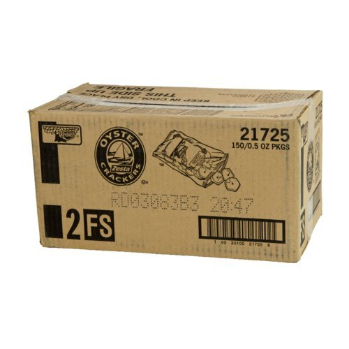 Keebler Gran Oyster Crackers, 0.5-ounce Single Servir Packs ...