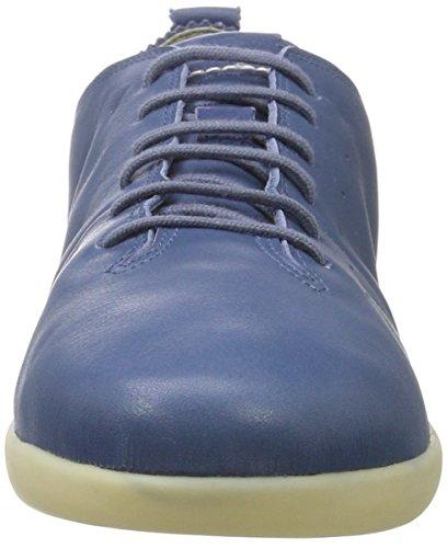 Geox D New Do a, Zapatillas para Mujer Azul (DENIMC4008)
