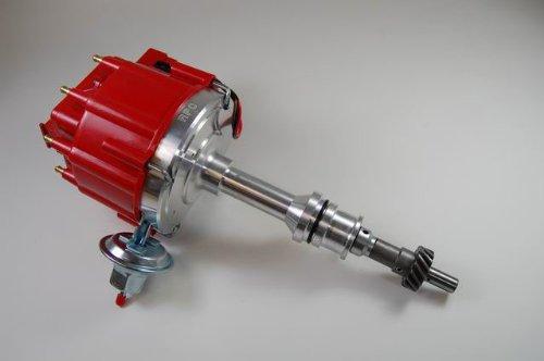 - Racing Power R3927 Hei Distributor (Ford Sb 351C/400M & Bb 429/460 50K Volt Coil - Red Cap)