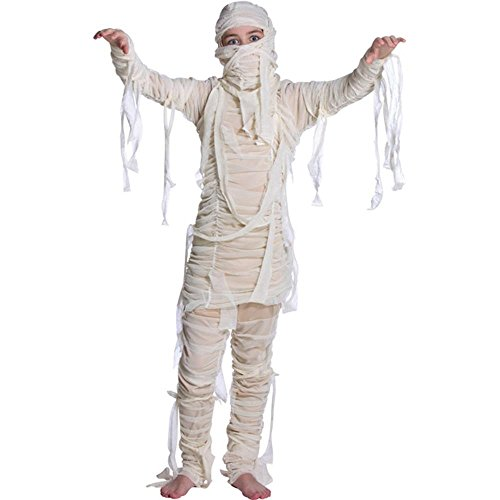 Teen Mummy Boy Costume (Size:12-16) (Kids Mummy Costumes)