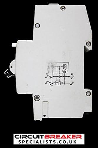 PROTEUS 32 Amp TYPE C 4.5kA 30 mA Double Pôle RCBO 32MCR GEYER