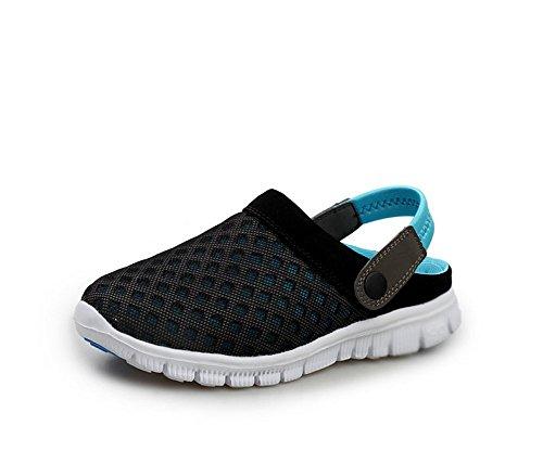 X Net Tissu Cool Perméable Cool L'air Chaussures de L'Été Pantoufles weiwei à Filé C Mesh de wOpXq6WzU