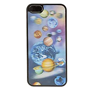 Mini - 3D Planets Image Hard Case for iPhone 5/5S