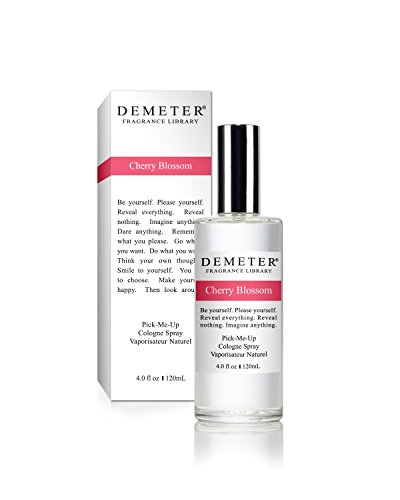 Demeter Cologne Spray, Cherry Blossom, 4 - Cherry Canada Blossom