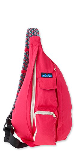 KAVU Rope Bag, Cardinal, One Size from KAVU