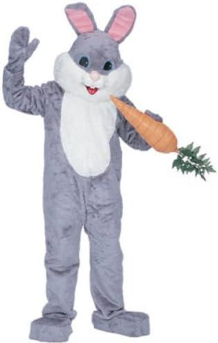 [해외]Rubie`s Costume Premium Rabbit Mascot Grey Costume / Rubie`s Costume Premium Rabbit Mascot Grey Costume