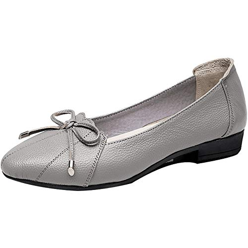 work mouth EU shoes 36 casual ladies shoes Shallow fashion FLYRCX shoes flat comfortable shoes pointed 1qAwgPP5