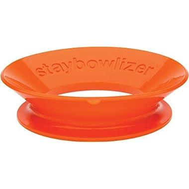 Now Designs Staybowlizer, Orange