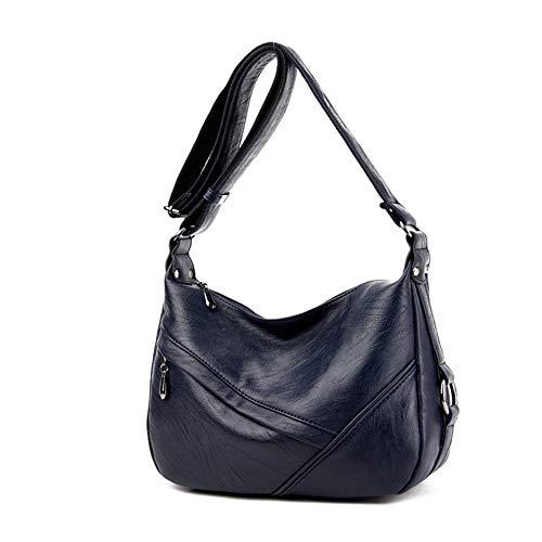 Yixin Azul Small Mujer Para Bolso Mochila Rojo FqrvBFw