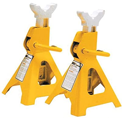 2 TON JACK STANDS (1 PAIR), Manufacturer: PERFORMANCETOOL, Manufacturer Part Number: W41021-AD, Stock Photo - Actual parts may vary.