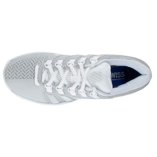 K-SWISS Womens Hypercourt-W Tennis Shoe Glacier Grey/White utxUf3dJDy