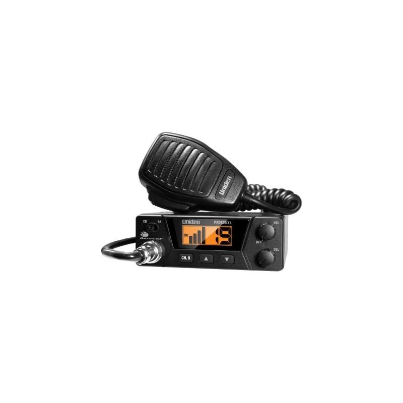 Uniden PRO505XL 40-Channel CB Radio. Pro