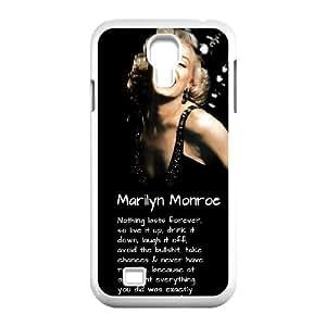 Marilyn Monroe Unique Design Cover Case for SamSung Galaxy S4 I9500,custom case cover ygtg-343934