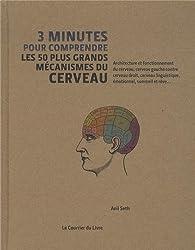 3 minutes pour comprendre les 50 plus grands mécanismes du cerveau  par Anil Seth
