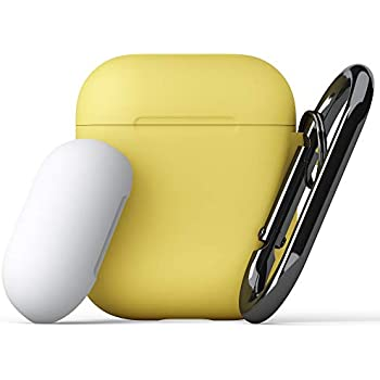 Amazon.com: PodSkinz Switch AirPods Case with Carabiner