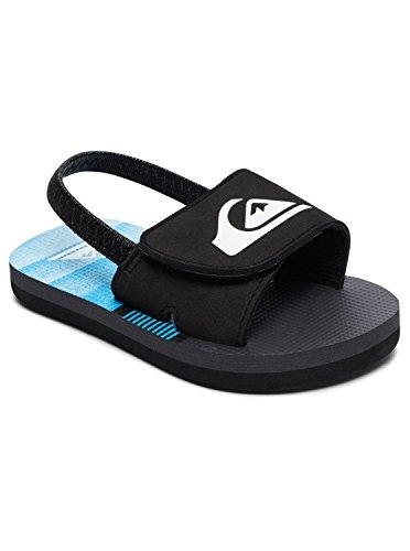Bébé Xkbw T Td Premiers Molokai Garçon Chaussures Quiksilver Pas Lysl Noir Black Sndl blue grey wtWzfnnXq