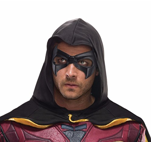 DC Batman Arkham Adult Robin Eye Mask]()