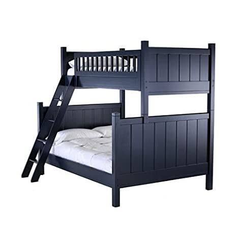 newest 6372a c4148 Amazon.com: Pottery Barn Kids Camp Twin-Over-Full Bunk Bed ...