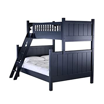 Pottery Barn Kids Camp Twin Over Full Bunk Bed