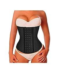 Bodybeat Fajas para Mujer, Faja Colombiana Mujer para Moldeadora, Underbust Faja para Moldeadora, Entrenador de Cintura, Faja Reductora, Corsé de Cintura, Fajas Adelgazantes, Corset para Mujer