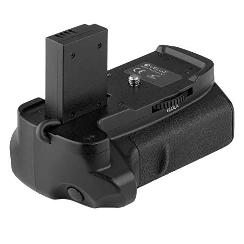 Vello BG-C17 Battery Grip for Canon EOS Rebel SL2 (Battery Grip Vello)