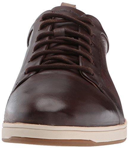 Tommy Bahama Mens Cadiz Tiles Sneaker Dark Brown 2baBW
