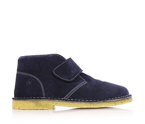 &L Desert Boot Navy Suede (EU 29, Blue) (H&l Boot)