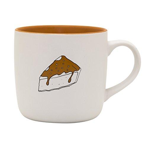 RECIPease Cake Mug (Salted Caramel Cheesecake) ()