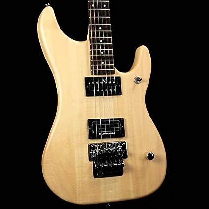 Washburn N2NMK-D - Guitarra eléctrica de cuerpo sólido (6 cuerdas ...