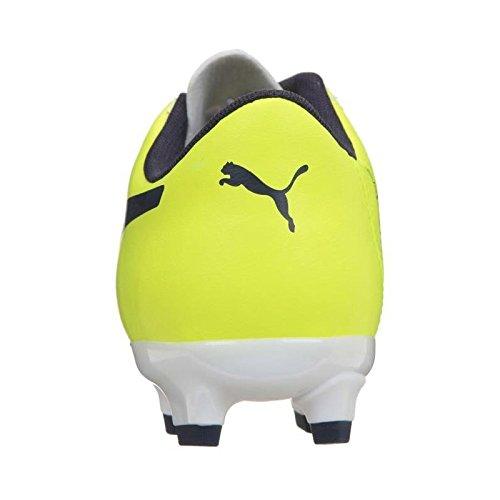 4 Hombre Puma Para 46 Terrain Zapatos nbsp;fg Fútbol nbsp;blanco Sec nbsp;– 3 Evopower Ah16 aUq56