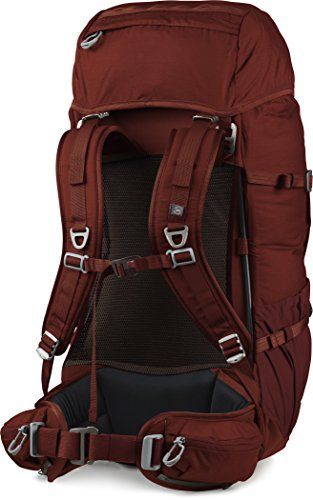Lundhags Gneik 54 Backpack Dark Red 2018 Rucksack Lu1qNB