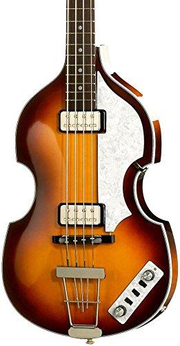 Hofner H500/1-CT Contemporary Series Violin Bass Guitar Sunburst