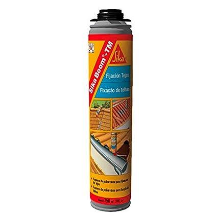 Sika Boom TM, Espuma de poliuretano para pegado detejas de ...