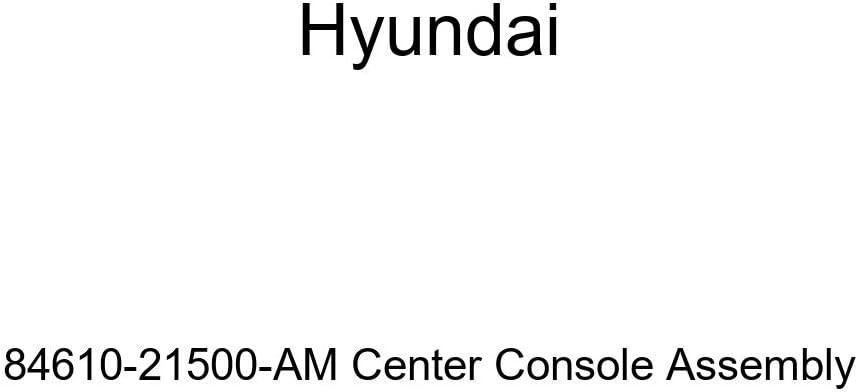 Genuine Hyundai 84610-21500-AM Center Console Assembly