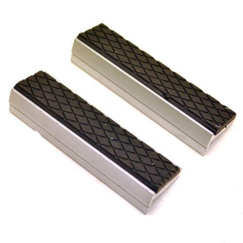 Banco magnetico o del trapano morsa ganasce morbide ingegneri impugnature in gomma 100mm (4') Sil118