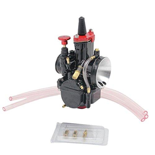 MagiDeal Carburador con Boquillas 21 mm Recambios para Vehículos