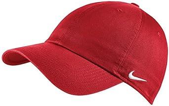 Nike Heritage 86 Cap - Gorra, Unisex Adulto, Rojo(University Red ...
