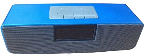 Junaldo Portable Sound Link Bluetooth Mini Gaming Wireless Speaker  Blue