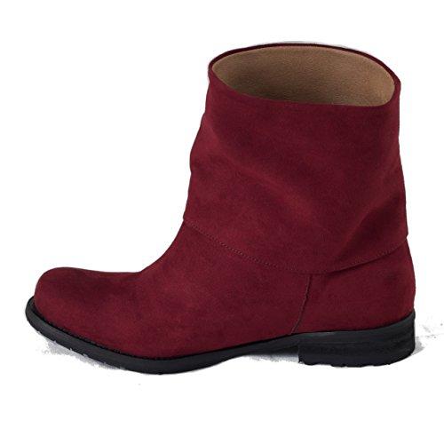 NAE Mira Red - chaussures vegan