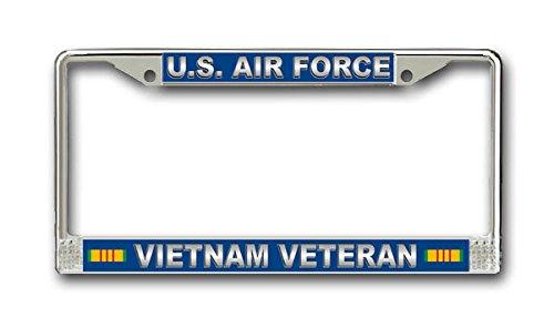 Division License Plate Frame - 7