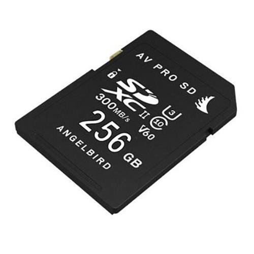 Angelbird AVP256SDV60, AVpro 256GB V60 SD Card